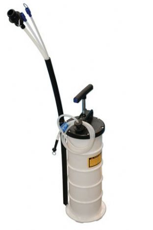Laser 5697 Fluid Extractor Manual 6.5L